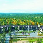 Lapland Hotel Riekonlinna late summer