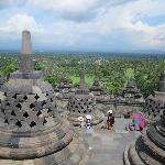 Borobudur Temple - I