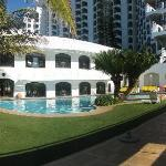 Cabana Family Pool area