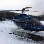 Whistler Heli-Skiing Photo