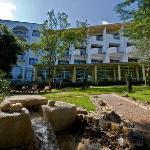 Hotel Malin - bulding