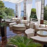 Hotel Malin - terace