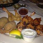 Lot's of shrimp