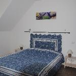 Chambre Lavande (lit de 160x200)
