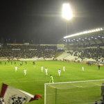 Interior del Estadio Carlos Belmonte, Albacete