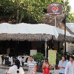 Un des restaurant de l'hôtel El Tukan