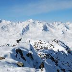"""View from the """"Top Mountain Star"""""""
