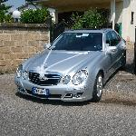 Hire car with driver in Rome