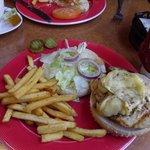 Chicken Burger Special