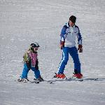 Viel Spass im Kinder-Skikurs