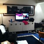 room 1102 @ Pulitzer