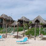 Suenos Tulum from the beach