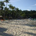 Incredible honeymoon beach