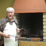 """Joe...the """"DAD"""" chef..."""