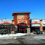 Boston Pizza Front of building