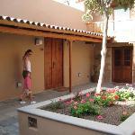 Habitaciones al patio