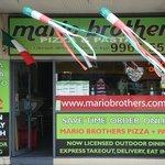 Bild från Mario Brothers Pizza & Pasta