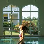 Schwimmbad im TREFF Ferienpark Usedom