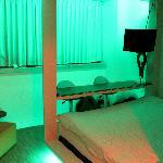 Qbic Hotel Room