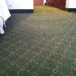 Carpet, room 1228