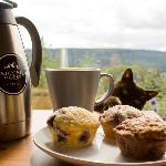 Enjoy healthy, hearty breakfasts with Kicking Horse Coffee, fresh baked goods & so much more!