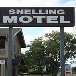 Motel Huge Sign