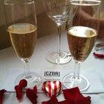 Czar Valentines Dinner 2012