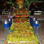 Soirée et plats DOMINICAINS