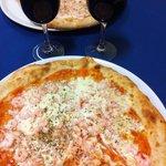 pizza a la gondola