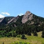 the one and only flatirons