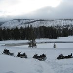 Rocky Mountain Snowmobile Tours
