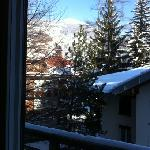 view from other bedroom window