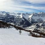 one of the fantastic blue runs