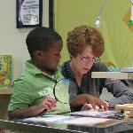 Kids, parents, grandparents and caregivers work together to investigate, research and discover