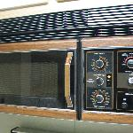 Microwave still has dials?  So do the rest of the appliances and TV