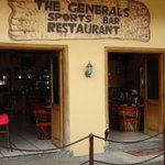 Foto de The General's Sports Bar & Restaurant