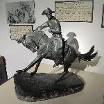 Remington Sculpture