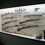 Japan Weapons Display WWII