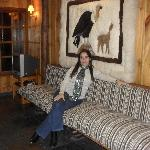 Me at Posada farellones