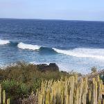vous aimez la nature et admirer les vagues, cet endroit est pour vous