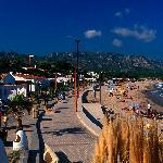 Paseo i Playa Almadrava