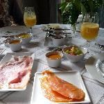 Le super petit-déjeuner