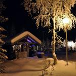 Equipment rental cottage