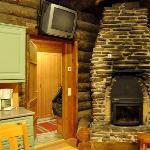 Inside cabin 107A
