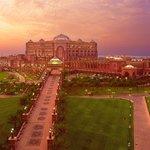 Emirates Palace exterior shot