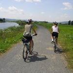 Cycling path