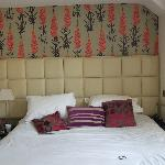 Lovely quality bed and big too - room no 8