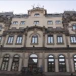 Hotel da  Bolsa façade detail