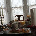 Remembrances Room Breakfast