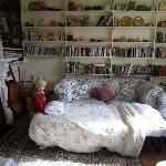 A special bed for the youngest traveller
